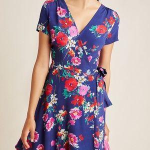 Yumi Kim Kennedy Wrap Dress/NWT/S